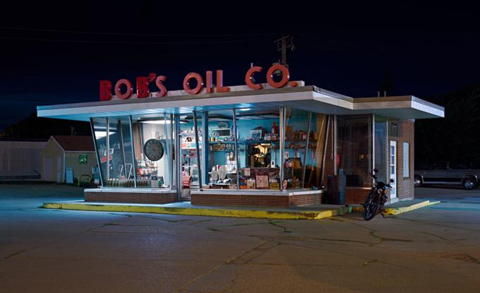 Matthew Brooks, Bob's Oil, 2017