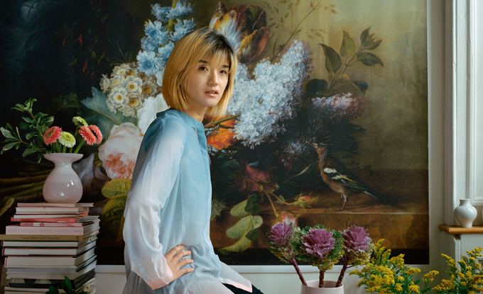 Marisa Portolese, Jinyoung Kim, 2018