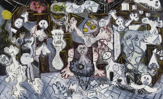 Anick Langelier, Rêve de Guernica, 2006