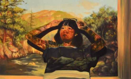 Florence Yee, Finding Myself at the MMFA III, 2015
