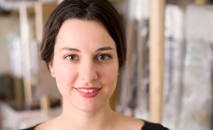 Émilie Grandmont Bérubé, 2013. Photo : Isabelle Bergeron