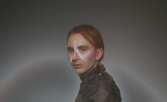 Guillaume B.B., Portrait pour une performance, en collaboration avec Guillaume Adjutor Provost