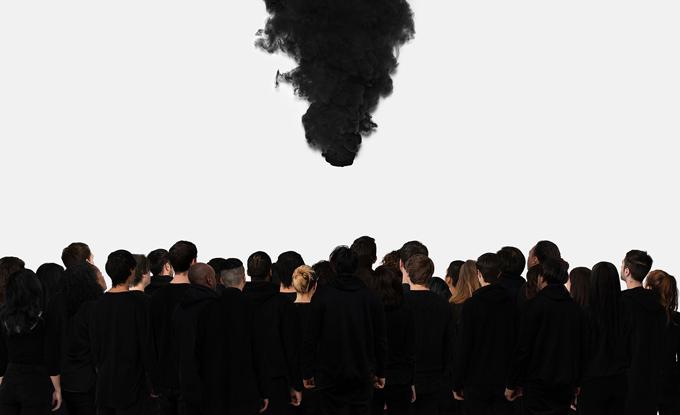 Sean Mundy, Barriers V, digital photograph, archival print, 2019